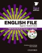 English File Beginner. Third Edition