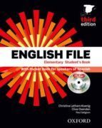 English File Elementary. Third Edition